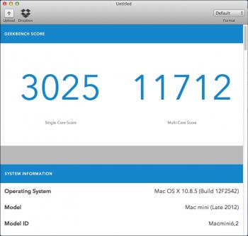 Geekbench  Mac Mini 2012 Resultat.png