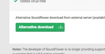 Where can I get safely Soundflower? | MacRumors Forums