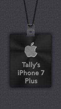 Tally's iPhone 7 Plus (black string).jpg