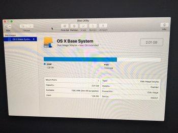 OS X Base System Locked | MacRumors Forums