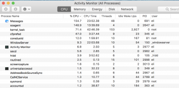 The Insanity that is Messages/SOAgent CPU Utilization