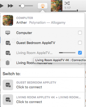 HomePod - Can you AirPlay audio to a Stereo Homepod pair