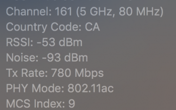 Not getting full speeds on Airport Extreme | MacRumors Forums
