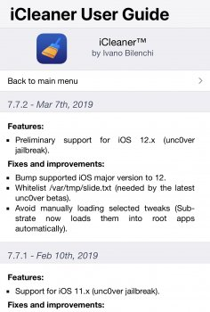 unc0ver v3 0 0~b29 is now out with full-fledged iOS 12 0 - 12 1 2
