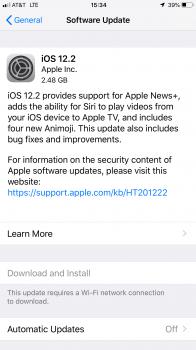 iOS 12 2 ― Bug Fixes, Changes, and Improvements | MacRumors