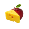 Cheese&Apple
